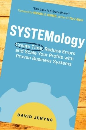 Systemisation book recommendation - SYSTEMology by David Jenyns